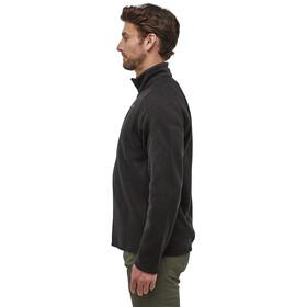 Patagonia Better Sweater 1/4 Zip Men, black
